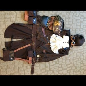 🌟 Men's Steampunk Costume and Accessories 🌟